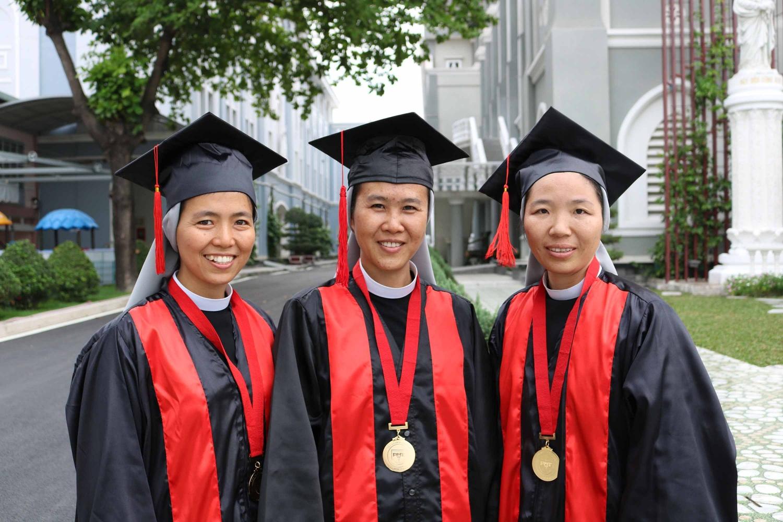 Lễ tốt nghiệp Bác Sỹ Đa Khoa