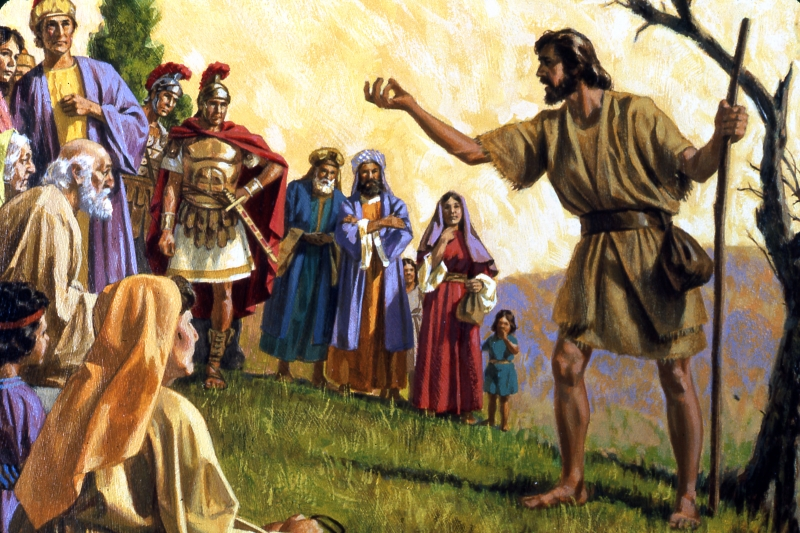Suy niệm Lời Chúa: Chúa nhật III Mùa vọng