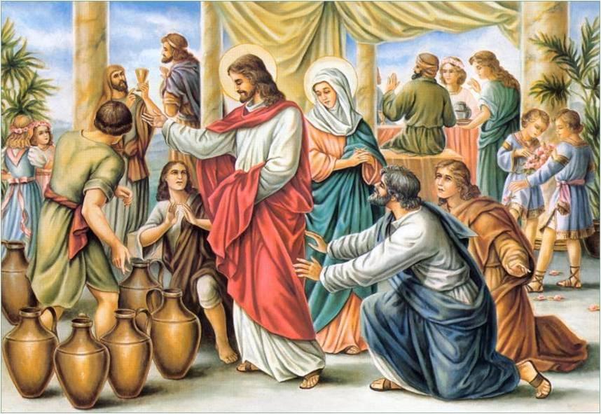 Suy niệm Lời Chúa Chúa: Chúa nhật thứ II Thương niên